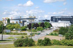 Incident grave Hôpital de Vannes